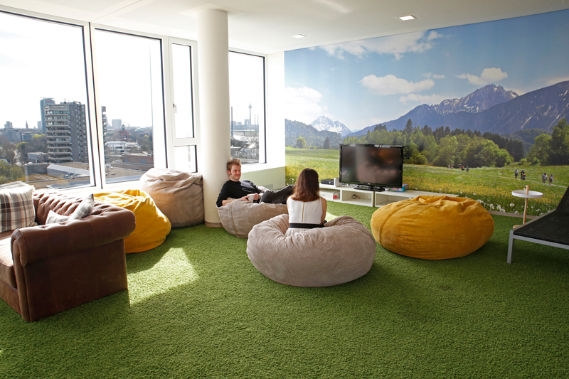 Week 6 interesting and modern office is important for Total office design 50 contemporary workplaces