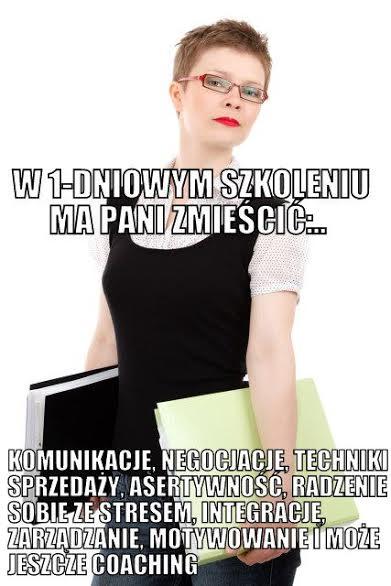 Pani z HR