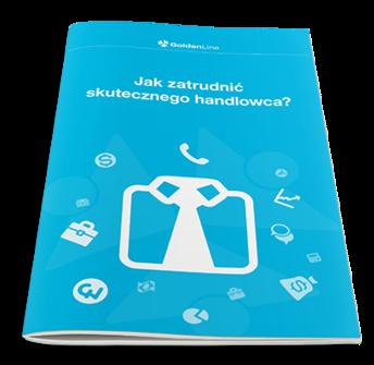 Jak znaleźć skutecznego handlowca - ebook