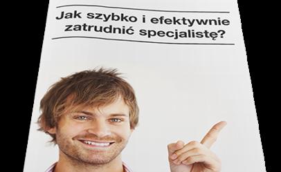 Jak szybko i efektywnie zatrudnic specjaliste - ebook