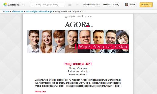 agora-ogłoszenie