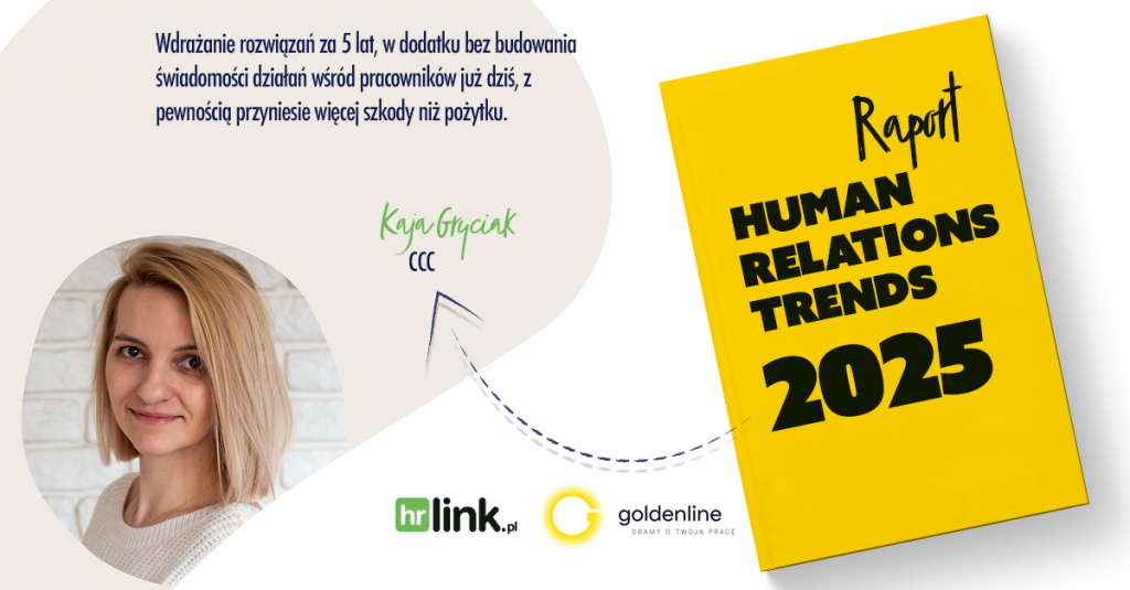 HR Trends 2025 - Employer Branding - Kaja Gryciak CCC
