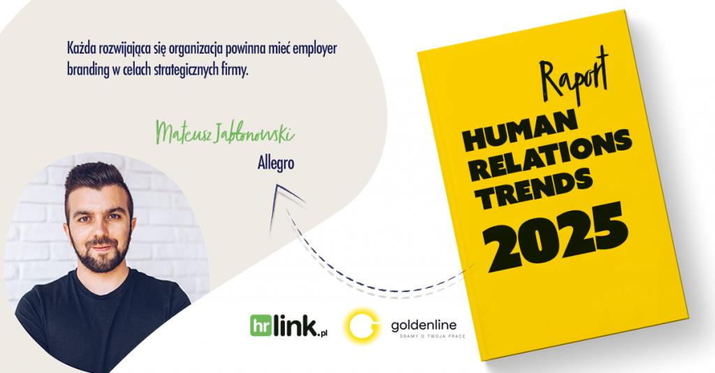 HR Trends Employer Branding - Mateusz Jabłonowski