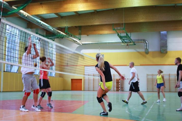 Siatkówka w GoldenLine
