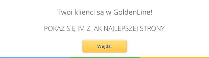 Twoi klienci są w GoldenLine