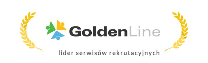 GoldenLine.pl największym serwisem rekrutacyjnym w Polsce