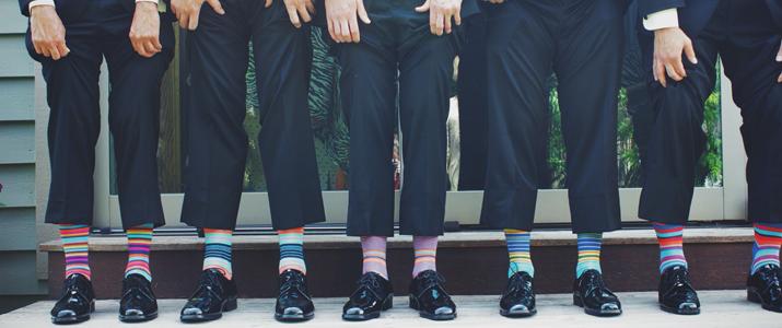INFOGRAFIKA: Co każdy mężczyzna powinien mieć przy sobie na rozmowie kwalifikacyjnej?