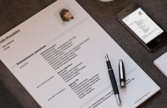 Kreator CV - zaoszczędź cenny czas na tworzeniu CV